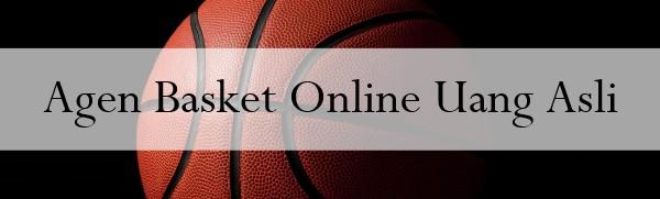 Agen Judi Basket Online Terpercaya